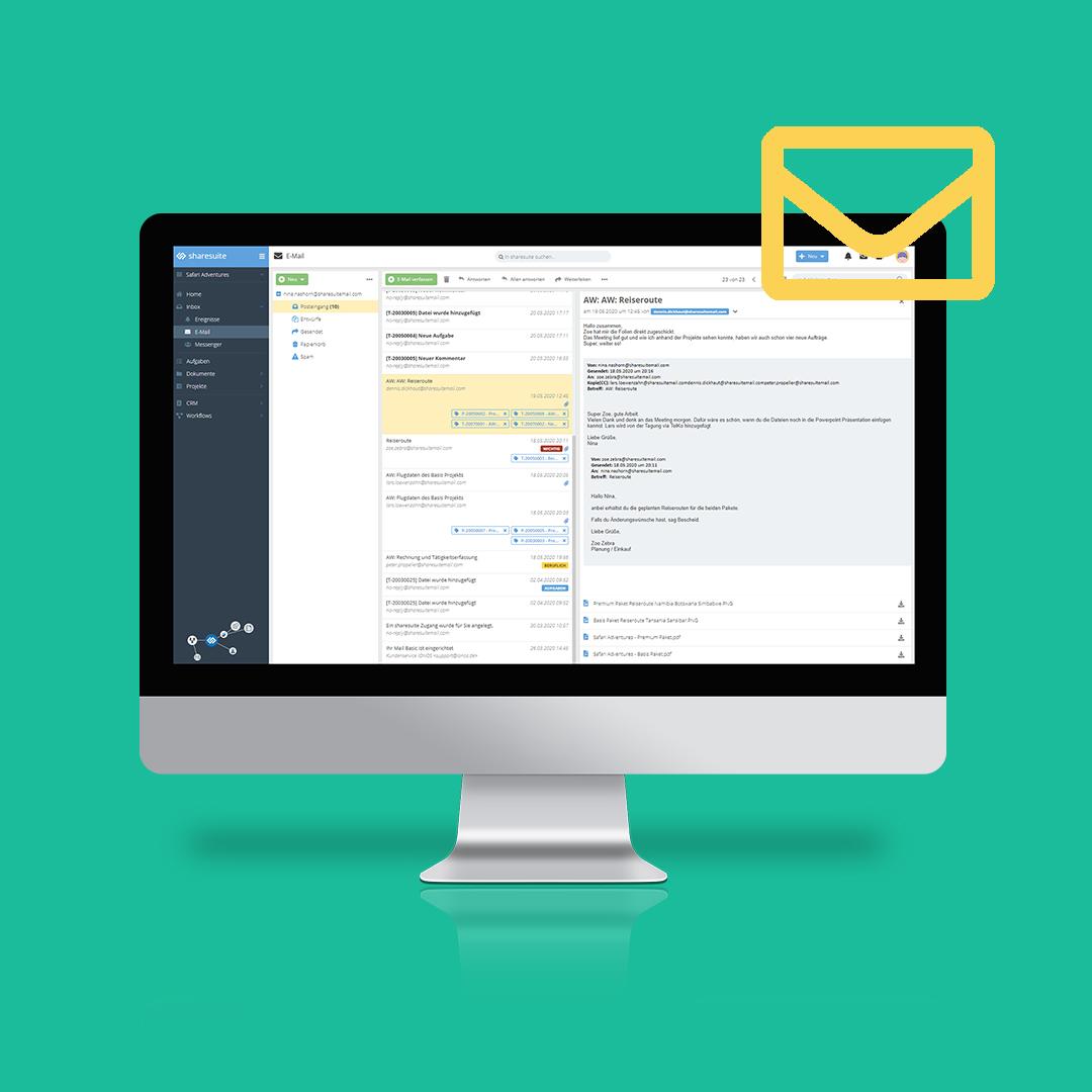 Automatische E-Mail Ablage
