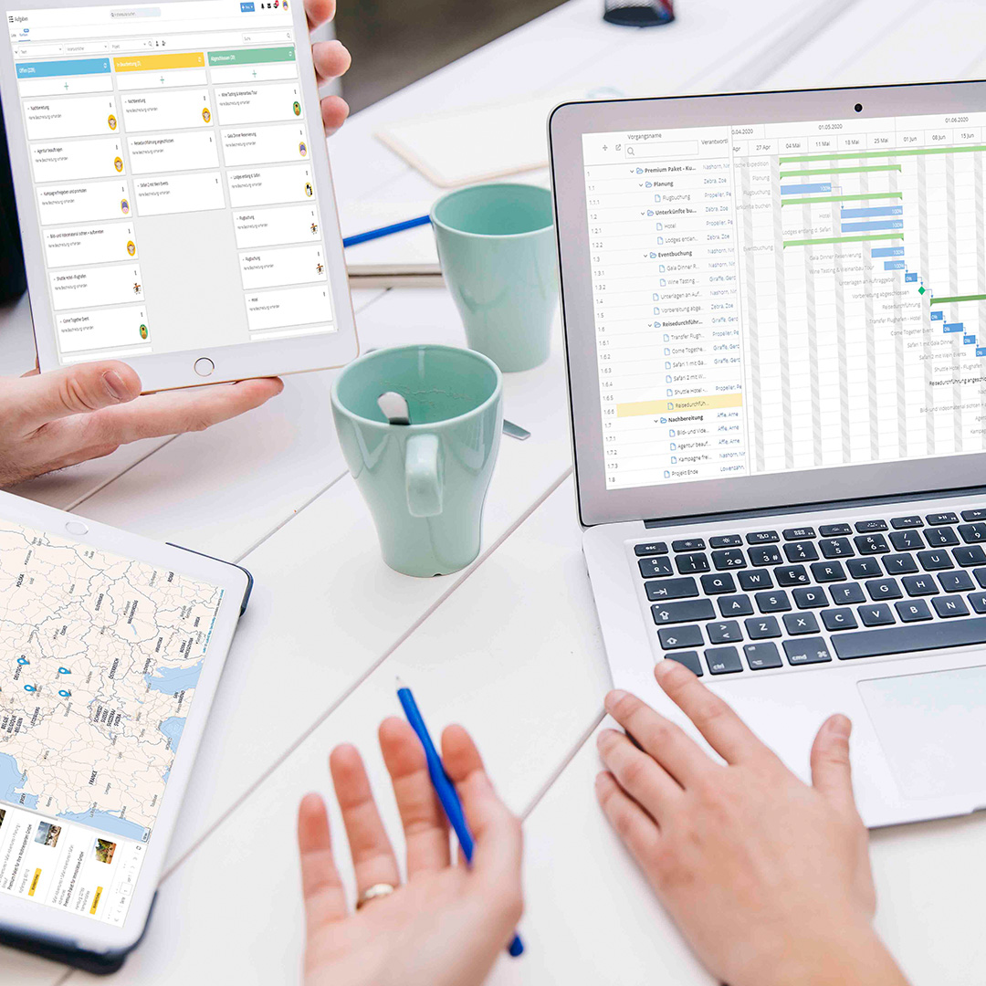 You are currently viewing Projektmanagement – oder Workmanagement Software?
