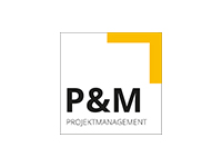 Logo P&M Projektmanagement GmbH
