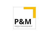 Logo P&M Projektmanagement GmbH