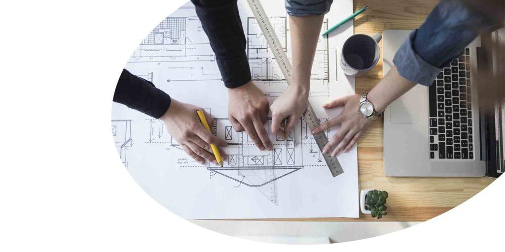 Anwendungslösung Projektmanagement in der Baubranche
